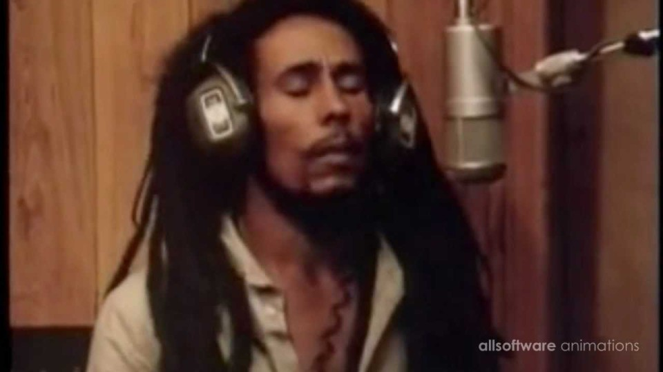 Could You Be Loved – Bob Marley
