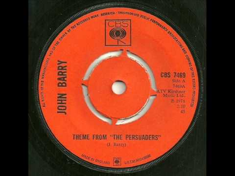 John Barry – Theme from the Persuaders [1971]