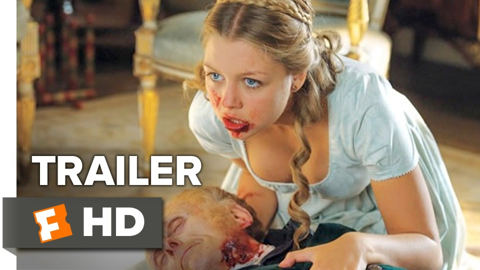 Pride and Prejudice and Zombies Official Trailer #1 (2016) – Lily James Horror HD
