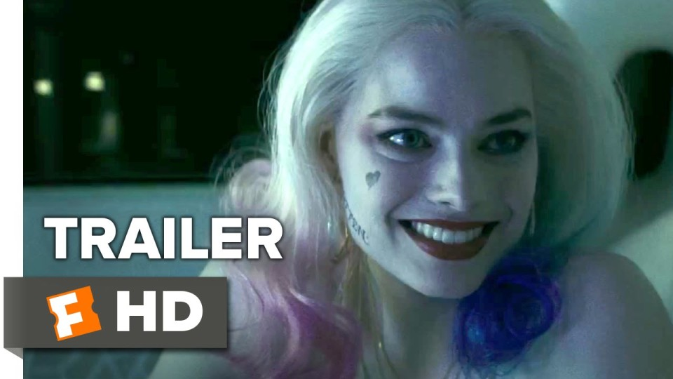 Suicide Squad Comic-Con TRAILER (2015) – Margot Robbie, Jared Leto Movie HD