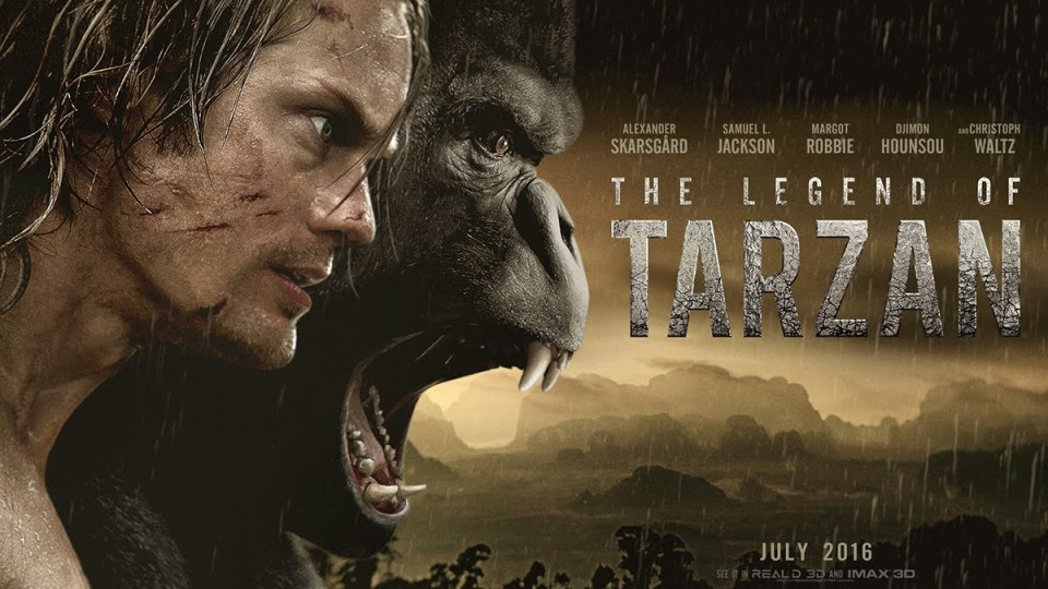 The Legend of Tarzan – Official Teaser Trailer [HD]